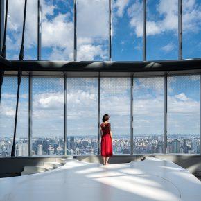 Wutopialab俞挺工作室丨全中国最高的书店——上海中心朵云书院旗舰店