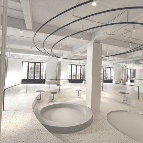 SOVAKE设计丨PINWAY咖啡馆