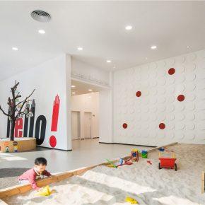 MOC DESIGN OFFICE丨温莎双语幼儿园