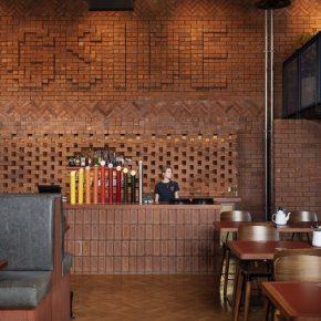 新西兰小酒馆走红,红砖砌出复古怀旧风!