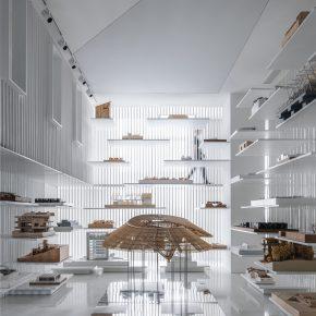 Wutopia Lab丨中国第一个建筑模型博物馆