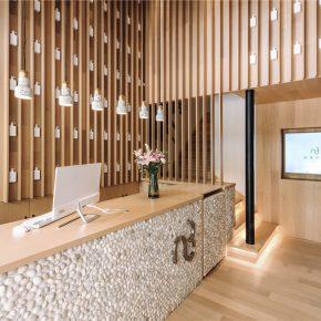 多棵设计丨自然美美容院上海羽山路店