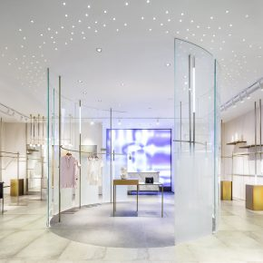 石川设计事务所丨SHOWS买手店空间设计