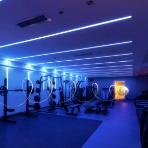 观町创新研究所丨宜刻生活健身休闲中心
