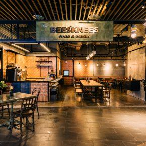 彦文建筑丨BEES' KNEES餐厅