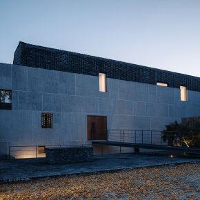 普罗建筑丨如故园——吴悦石艺术馆