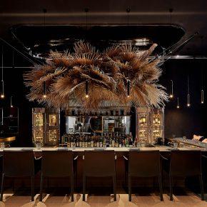 八荒设计STUDIO8丨CHARCOHOL巧客餐厅与鸡尾酒吧