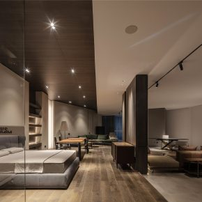 南筑空间设计丨Ditre家具无锡展厅
