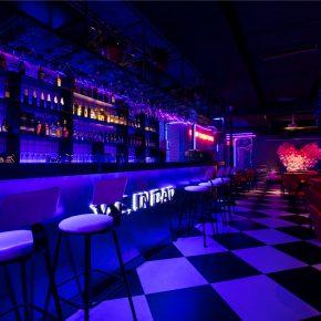 """桓茂设计丨Wein Bar,隐匿于城市角落的""""原力"""""""
