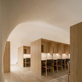 """恒田设计丨上海开了家《请回答1988》中的""""自习室"""""""