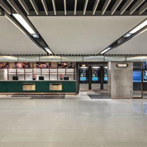 OFT设计|香港iSQUARE英皇戏院