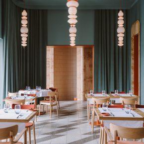 一个餐厅6种不同的用餐体验