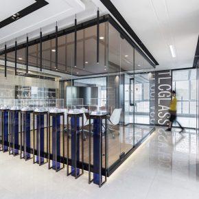 晨升设计丨北京天力创科技公司办公室