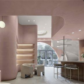 南京此外设计丨COCODEMER珂珂朵谧美容院