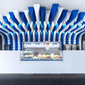 博物馆里的网红冰激凌店