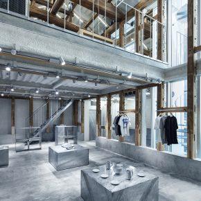 122岁的老仓库,变身New Balance的时尚概念店