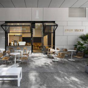 SIAD故事空间 | BLUE WOLF咖啡&酒吧