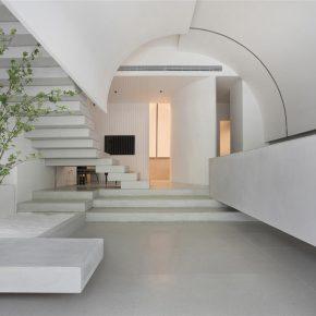 质感建筑设计 | 城市山丘-B&M美颜社