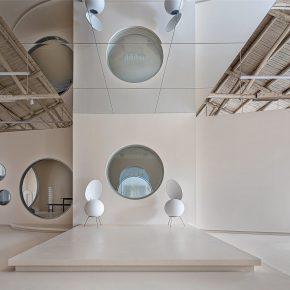 QHD Studio | ggget杭州家具展厅