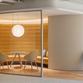 红山设计 | ECCO爱步西北总部办公室